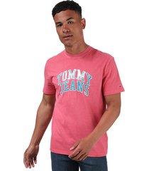 mens varsity logo t-shirt