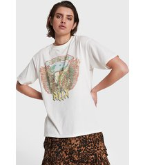 alix the label 2105892163 ladies knitted bull t-shirt