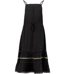 jurk ameera zwart