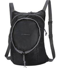 mochila hombre y mujere bolso plegable exterior impermeable