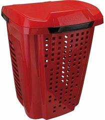cesto para roupas rb5 vermelho - astra - astra