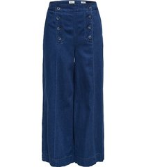 flared jeans magdalin hw wide cropped