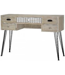 biurko drewniane positano