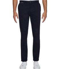 pantalón chino core azul tommy hilfiger
