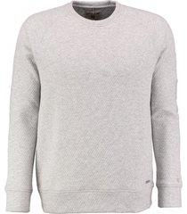 garcia grijze sweater