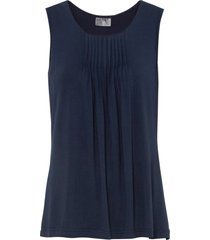 top in jersey (blu) - bpc selection