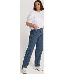 beyyoglu vintage mom jeans - blue