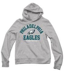 authentic apparel men's philadelphia eagles established hoodie