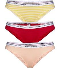 3p bikini fairisle print trosa brief tanga multi/mönstrad tommy hilfiger