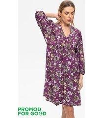 sukienka typu tunika