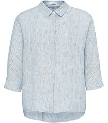 blouse frona lichtblauw