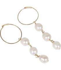 jil sander revive earrings 3