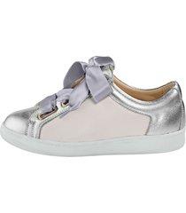 skor för tryckkänsliga fötter naturläufer silverfärgad