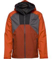rain scape™ jacket outerwear sport jackets oranje columbia