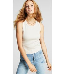 and now this women's cotton tank top