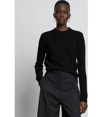 proenza schouler eco cashmere sweater black l