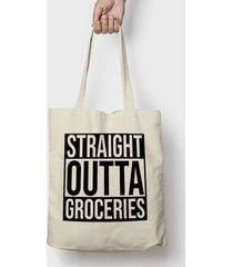 torba straight outta groceries