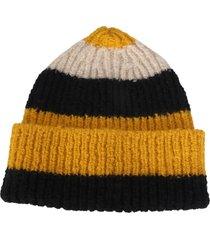la doublej wool blend hat