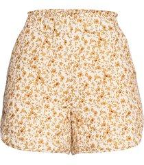 objnelia mw quilted shorts shorts flowy shorts/casual shorts gul object