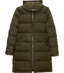 matt & nat giada puffer jacket, olive