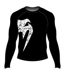 rash guard venum giant classic black
