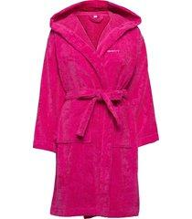 vacay robe morgonrock badrock rosa gant