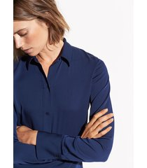 vince blouse v570212092 blauw