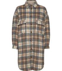 taracr oz shirt jacket overshirts bruin cream