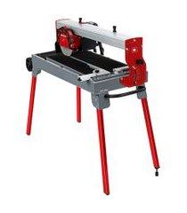 cortador elétrico de piso einhell te-tc 620 u 900w vermelho e cinza
