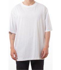 camiseta albedrío oversize blanca