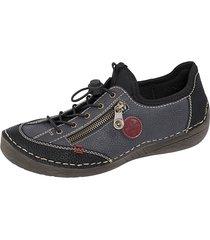 rieker-skor rieker mörkblå