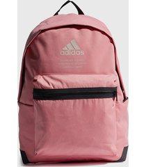 mochila clas bp fabric rosa adidas performance