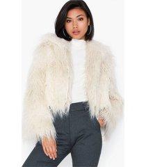 one teaspoon axel faux fur jacket faux fur
