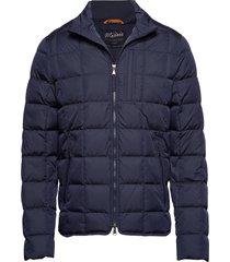 whitby lt down jacket gevoerd jack blauw morris