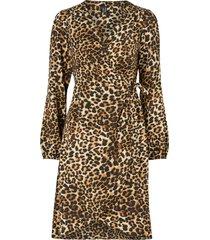 omlottklänning vmgamma l/s wrap dress