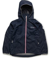 vivid gs jacket outerwear jackets & coats light / functional jackets blauw didriksons