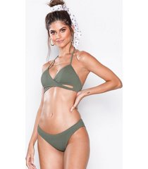 new look ribbed bikini bottom trosa