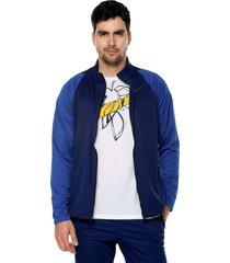 chaqueta azul nike epic knit blue