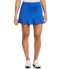 grand slam by pga tour ruffled performance golf skort