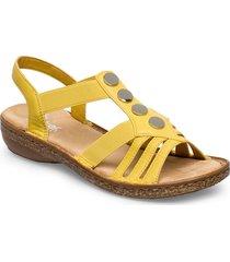 62831-00 shoes summer shoes flat sandals gul rieker