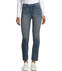 alina mid-rise legging jeans