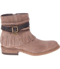 clic! laars boot piel touch topo taupe