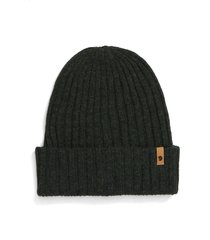 fjallraven thin byron beanie - green