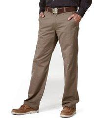 pantalon brahma hombre café pan0031-tau