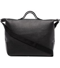 boss crosstown travel bag - black