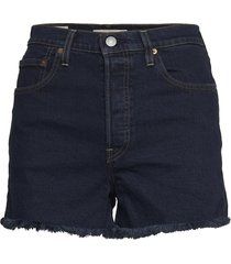 ribcage short charleston blue shorts denim shorts blå levi´s women