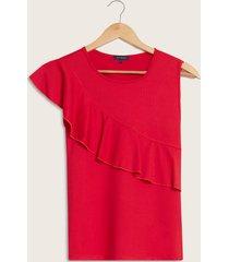 camiseta bolero rojo 6