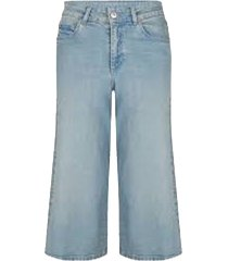supertrash st studio flared high waist culotte jeans valt kleiner
