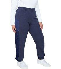 pantalón azul fila mesh trek
