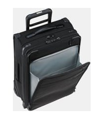 briggs & riley baseline 25-inch expandable wheeled packing case - black